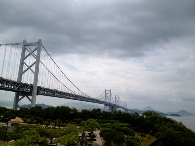 与島パーキングエリア | 瀬戸大橋