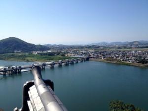 天守からの眺め | 国宝犬山城